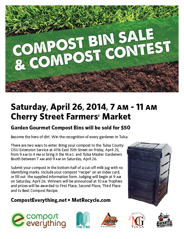 Compost Contest Flyer 2014